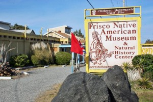 Native American Museum, Frisco, NC